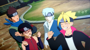 NARUTO SHIPPUDEN: Ultimate Ninja STORM 4 Road to Boruto Screenshot 9