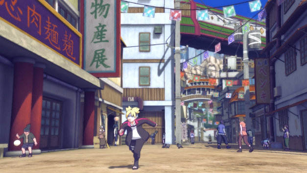NARUTO SHIPPUDEN: Ultimate Ninja STORM 4 Road to Boruto Screenshot 10