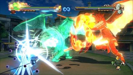 NARUTO SHIPPUDEN ULTIMATE NINJA STORM 4 Game   PS4 - PlayStation