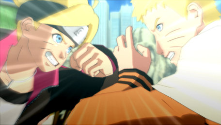 NARUTO SHIPPUDEN: Ultimate Ninja STORM Legacy Trailer Screenshot