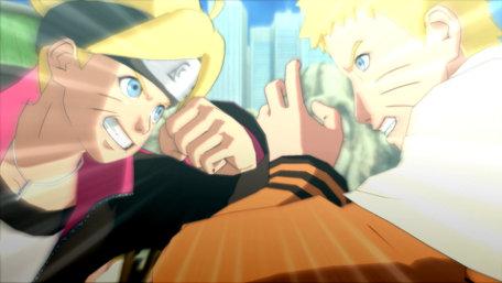 Naruto Shippuden Ultimate Ninja Storm Legacy Trailer Screens