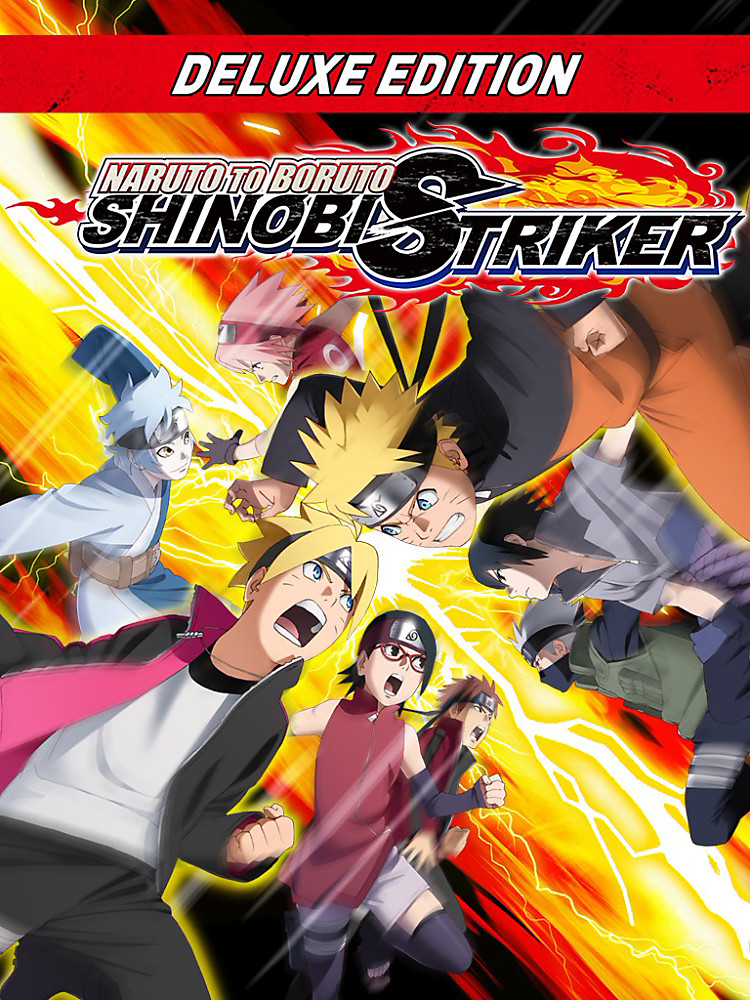 Naruto to Boruto Shinobi Striker Deluxe Edition