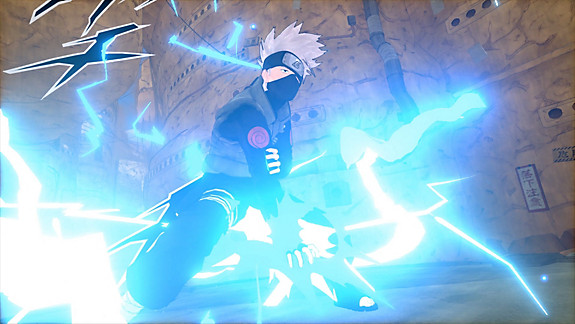 NARUTO TO BORUTO: SHINOBI STRIKER - Screenshot INDEX
