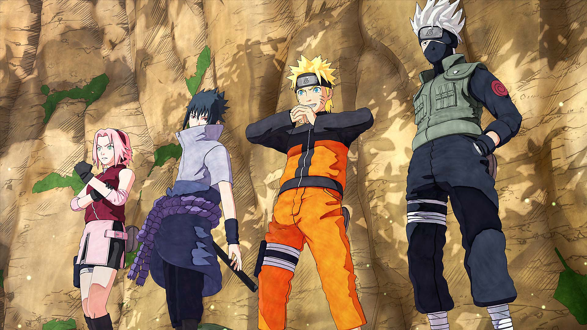 Naruto to Boruto Shinobi Striker Game Banner