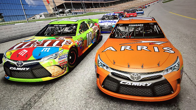 NASCAR '15 Screenshot 4