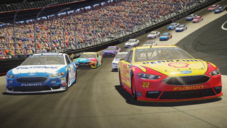 NASCAR Heat 2 Trailer Screenshot