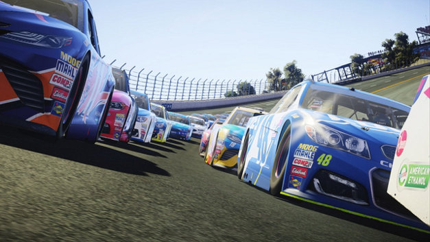 NASCAR Heat 2 Screenshot 1