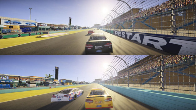 NASCAR Heat 2 Screenshot 4