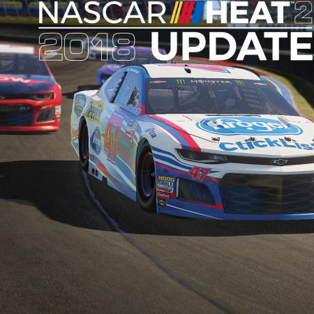 Nascar Heat 2 Game Ps4 Playstation
