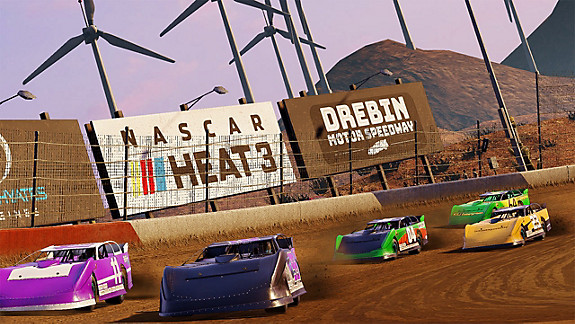 NASCAR Heat 3 - Screenshot INDEX