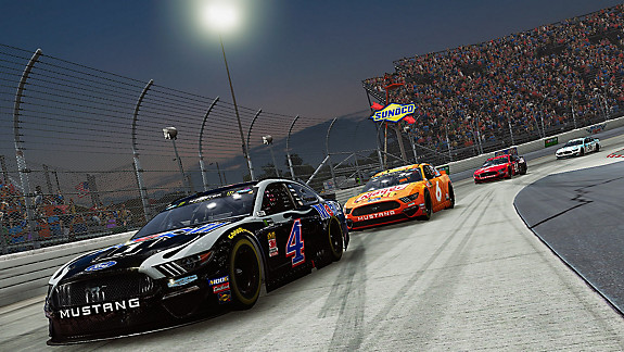 NASCAR Heat 4 - Screenshot INDEX