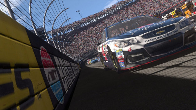 NASCAR Heat Evolution Screenshot 4