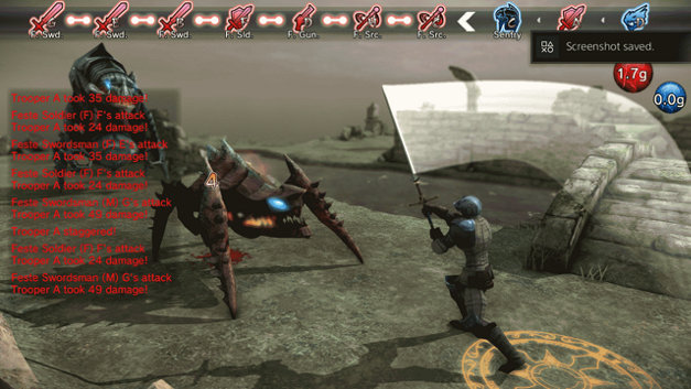 NAtURAL DOCtRINE Screenshot 1
