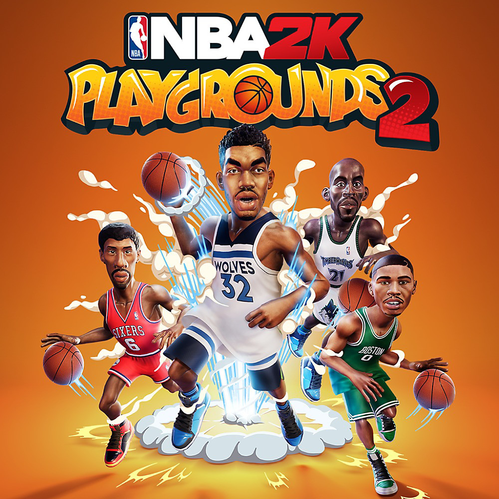 NBA 2K Playgr2ounds 2 Game