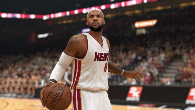 NBA 2K14 Screenshot 1