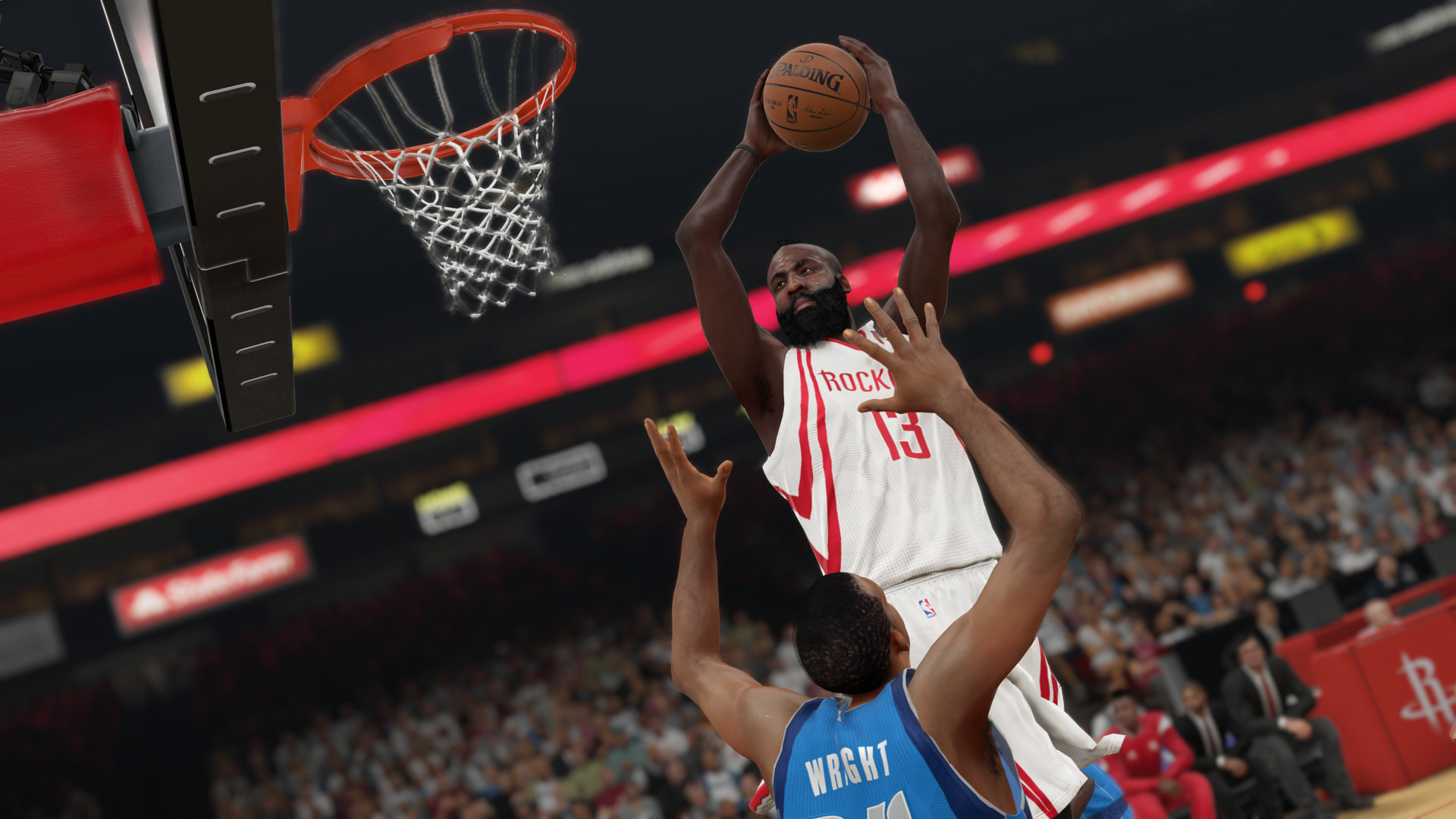 NBA 2K15 screen cap
