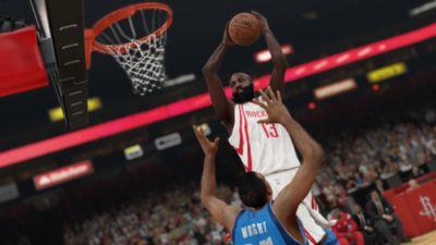 NBA 2K15 screen cap
