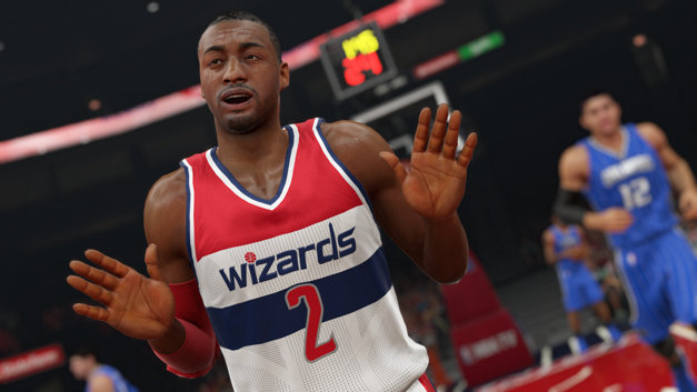 NBA 2K15 Screenshot 1