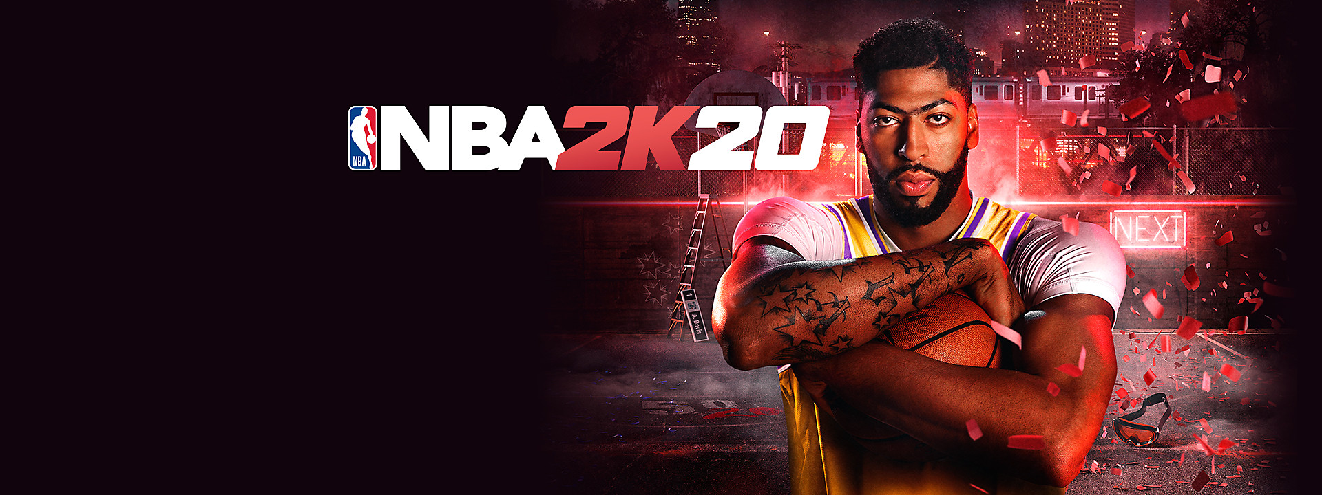 NBA 2K20 - Now Available
