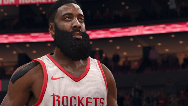 NBA LIVE 18 Screenshot 1