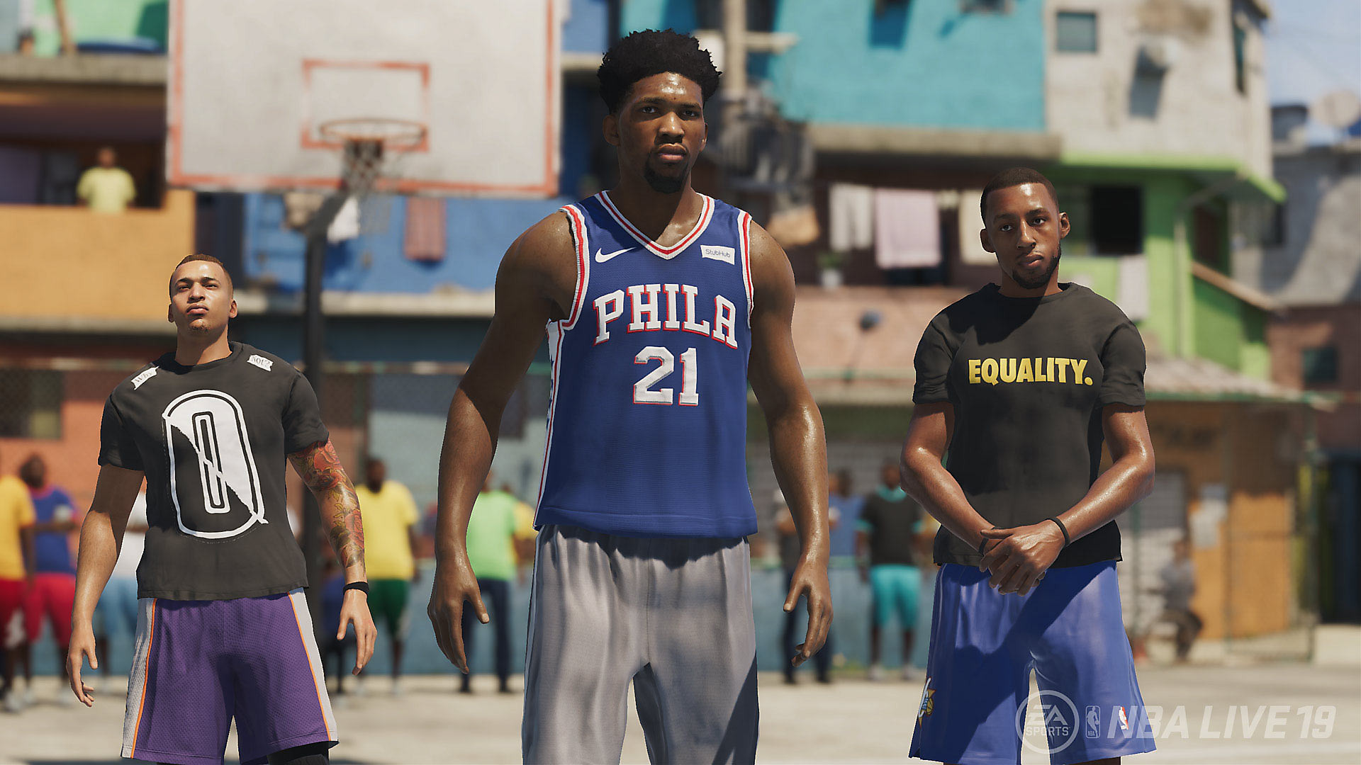 NBA LIVE 19 Game   PS4 - PlayStation