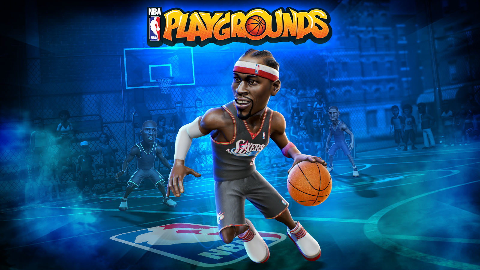 NBA Playgrounds Game | PS4 - PlayStation
