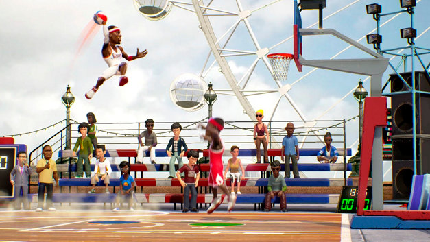 NBA Playgrounds Screenshot 4