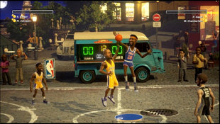 NBA Playgrounds Screenshot 3
