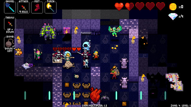 Crypt of the NecroDancer Screenshot 10