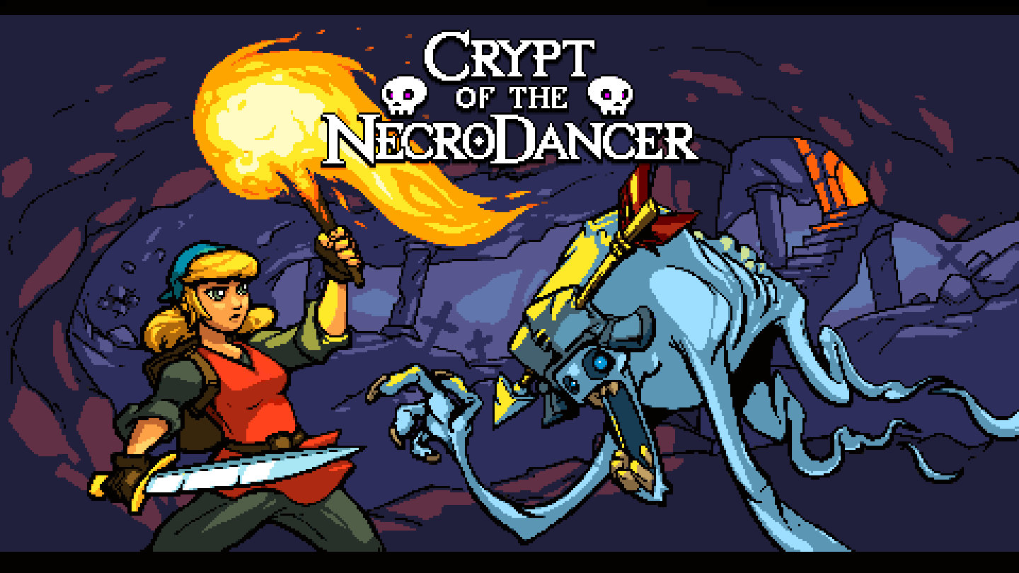 Crypt Of The Necrodancer Game Ps4 Playstation