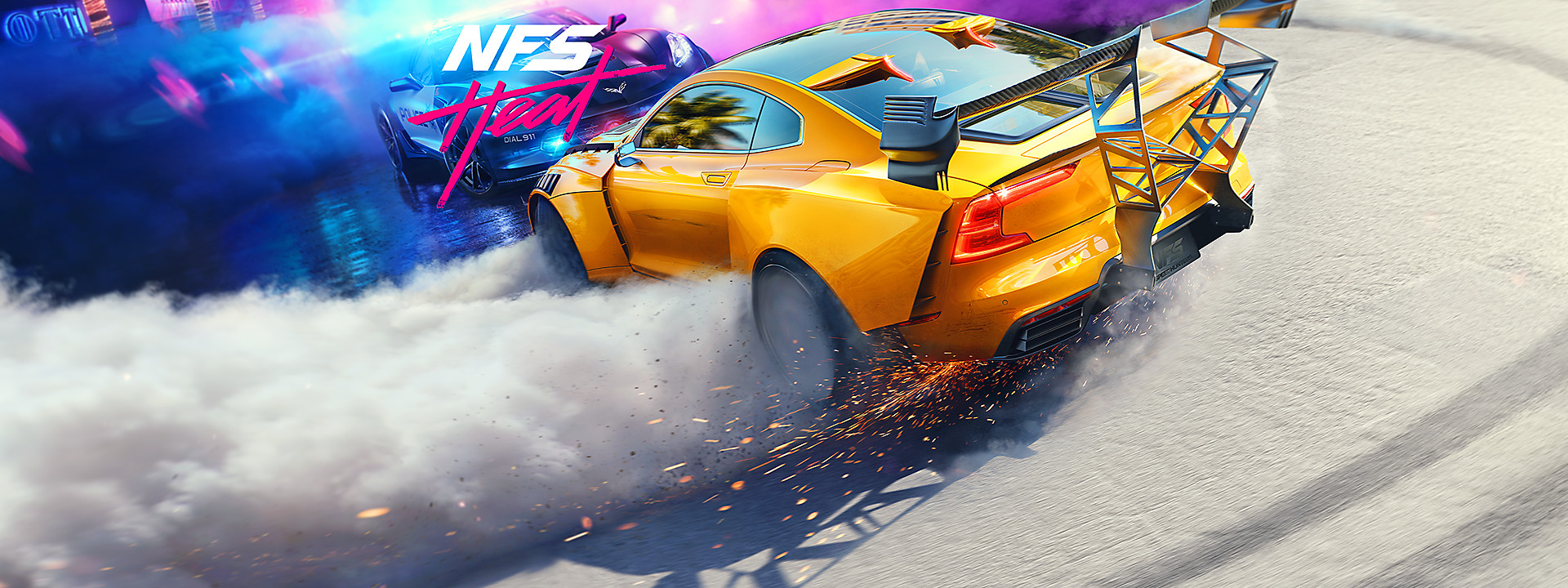 Need for Speed Heat - Now Available