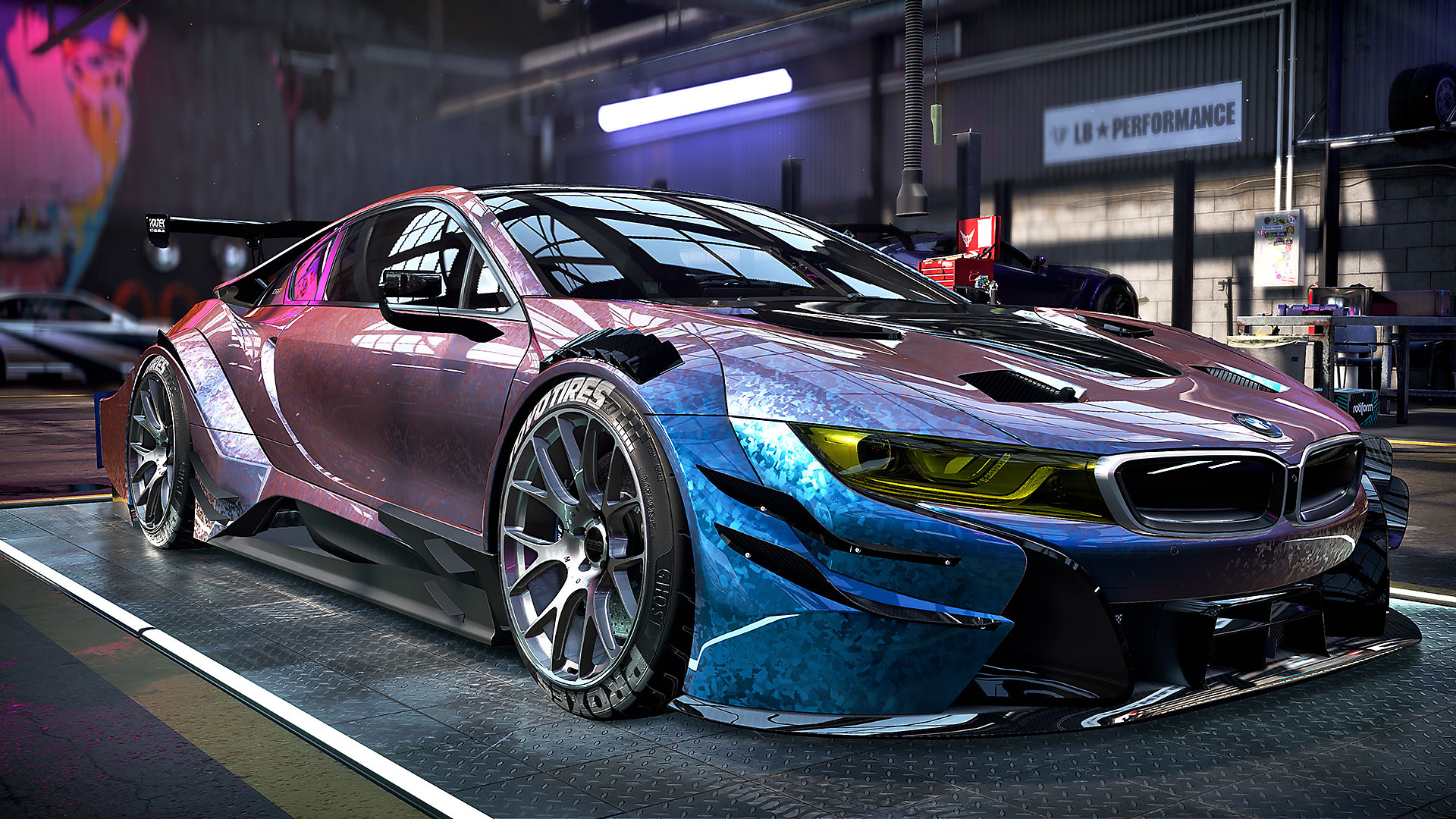 Need For Speed Heat Game Ps4 Playstation
