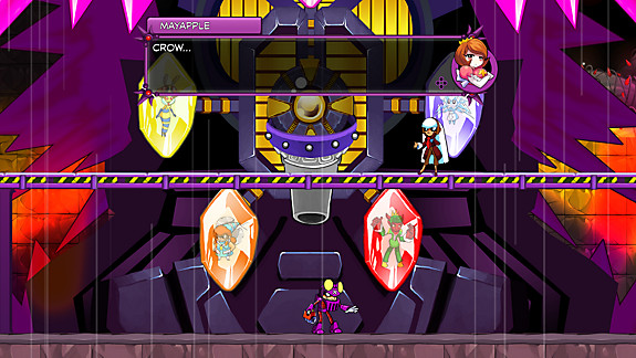 Nefarious - Screenshot INDEX