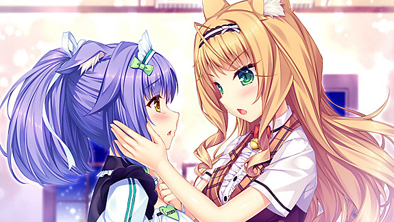 NEKOPARA Vol.3 - Screenshot INDEX