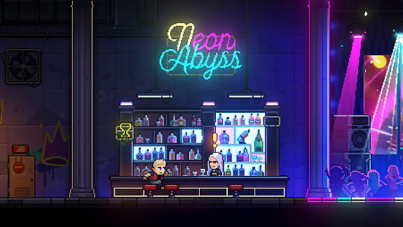 Neon Abyss - Screenshot INDEX
