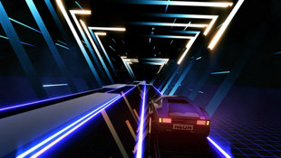 Neon Drive Screenshot 6