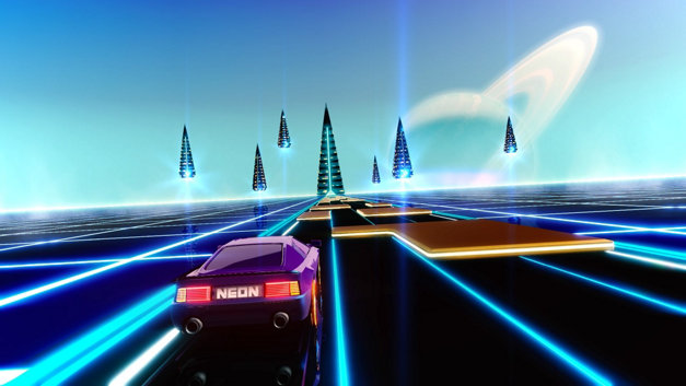 Neon Drive Screenshot 10