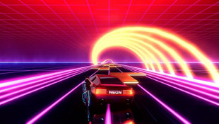 Neon Drive Screenshot 3
