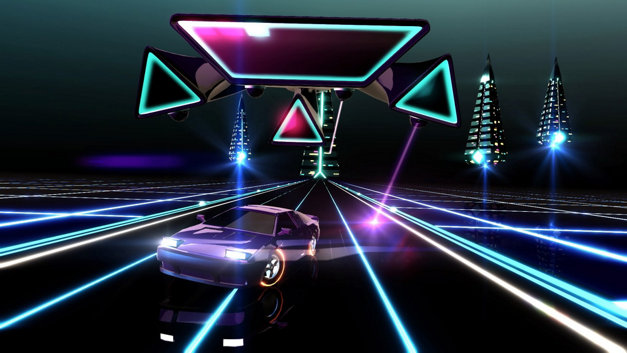 Neon Drive Screenshot 7