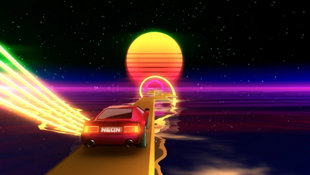 Neon Drive Screenshot 5
