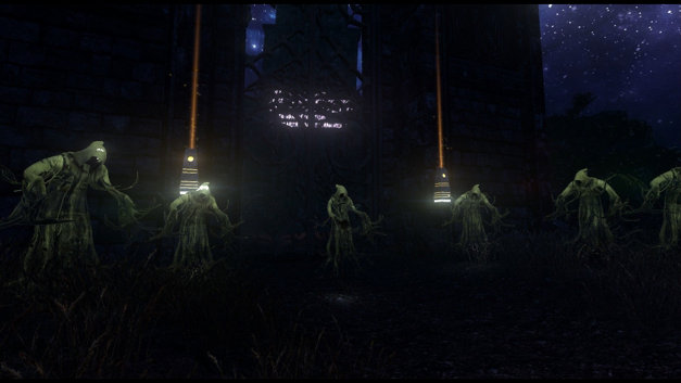 N.E.R.O. : Nothing Ever Remains Obscure Screenshot 4