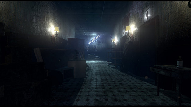 N.E.R.O.: Nothing Ever Remains Obscure Screenshot 7