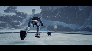 NEW GUNDAM BREAKER Screenshot 3