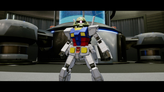 NEW GUNDAM BREAKER Screenshot 4