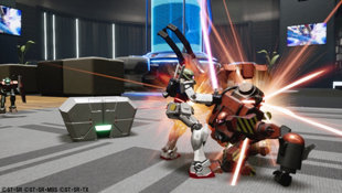 NEW GUNDAM BREAKER Screenshot 12