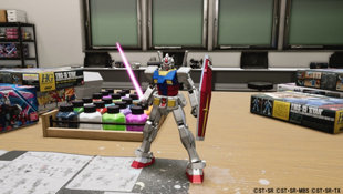 NEW GUNDAM BREAKER Screenshot 11
