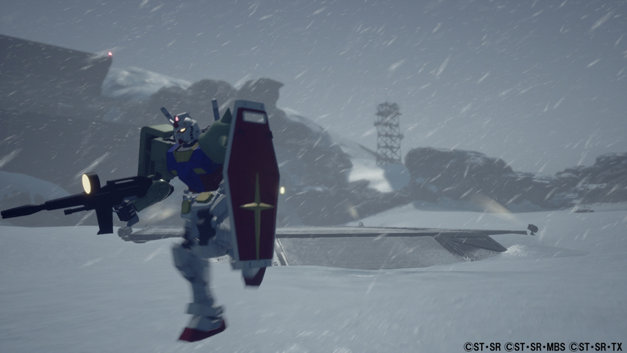 NEW GUNDAM BREAKER Screenshot 10
