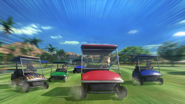 Everybody's Golf Screenshot 10
