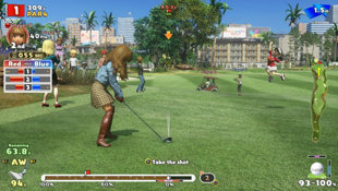Everybody's Golf Screenshot 14