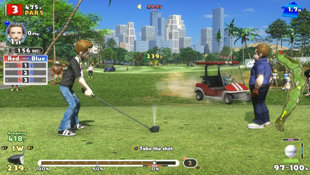 Everybody's Golf Screenshot 12